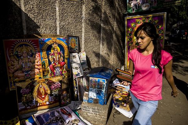 Лучшие уличные фотографы из Индии - №14