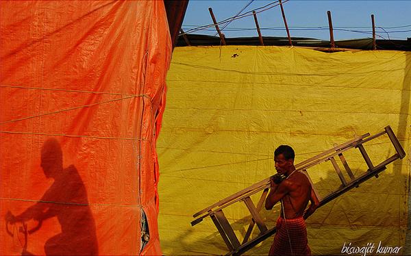 Лучшие уличные фотографы из Индии - №15