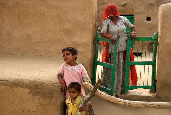 Лучшие уличные фотографы из Индии - №19