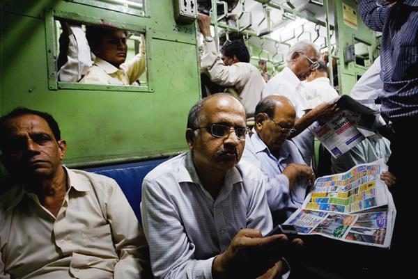 Лучшие уличные фотографы из Индии - №5