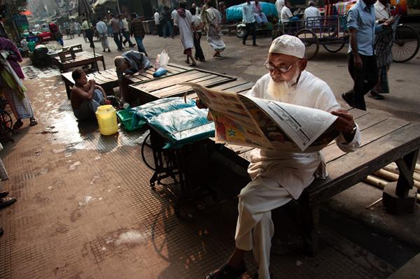 Лучшие уличные фотографы из Индии - №20