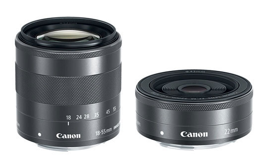 Canon EF-M 18-55mm F3.5-5.6 STM IS