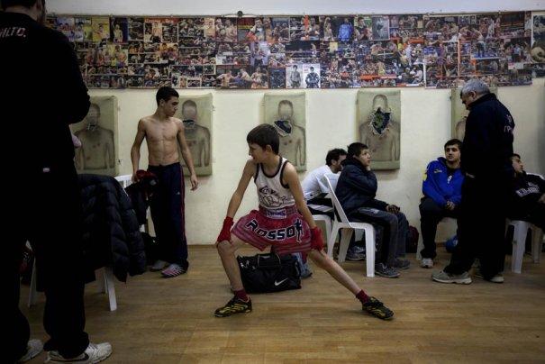 Израильский мир, установленный в боксе - №11