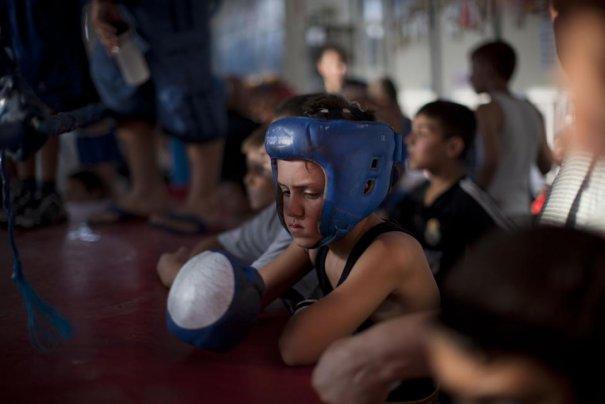 Израильский мир, установленный в боксе - №14