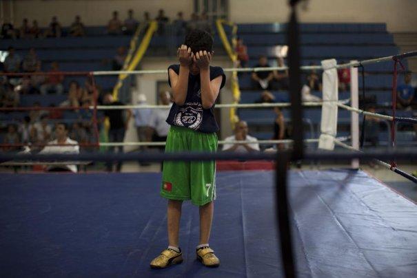 Израильский мир, установленный в боксе - №18