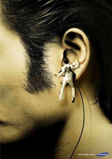 Samsung MP3 Player