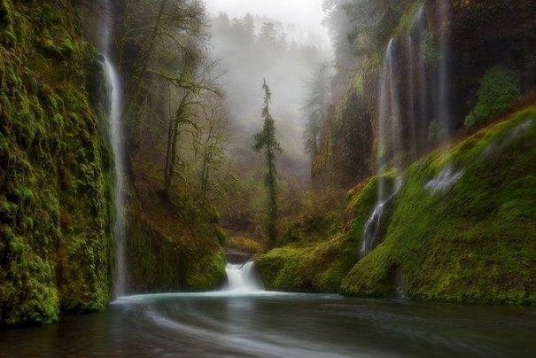 Цифровые пейзажи Майлза Моргана - №15