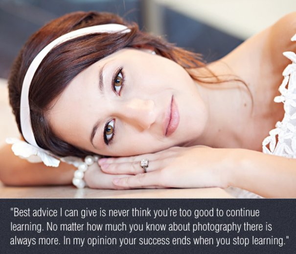 Интервью со свадебным и портретным фотографом Джессикой Крипп - №1