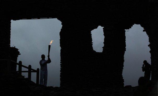 (AP Photo/Yui Mok/LOCOG)