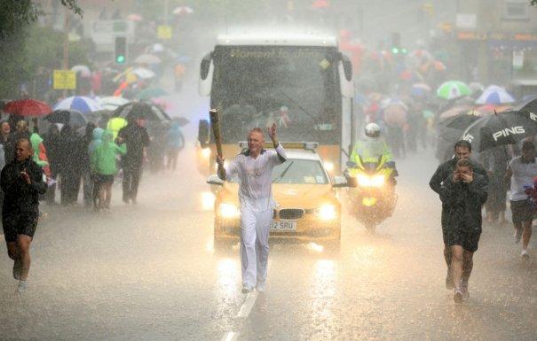 (LOCOG via Getty Images)