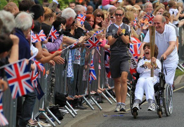 (LOCOG via Getty Images)