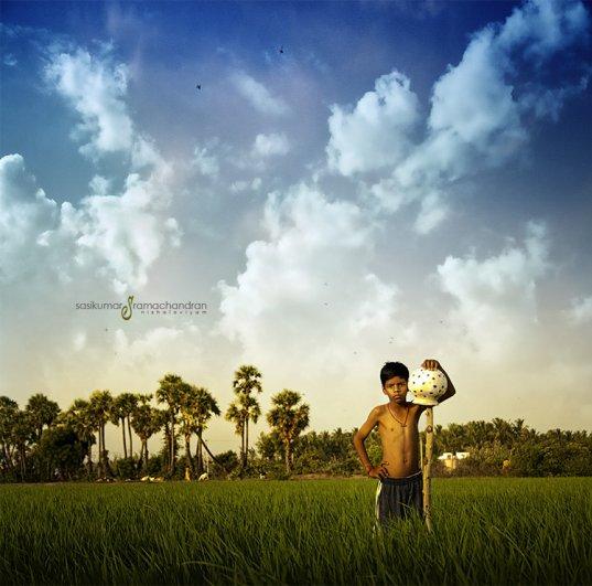 Талантливый индийский фотограф Сасикумар Рамачандран - №1