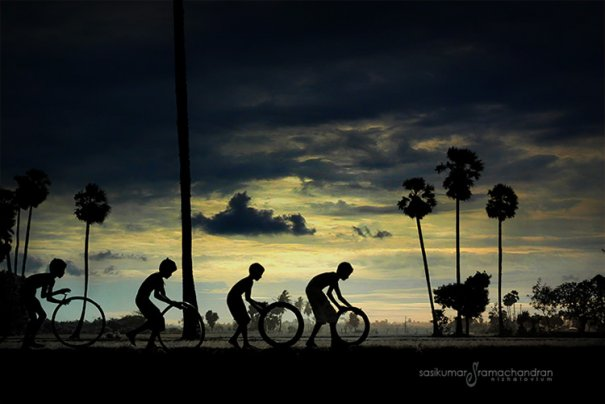Талантливый индийский фотограф Сасикумар Рамачандран - №6
