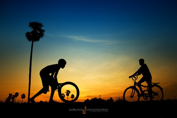 Талантливый индийский фотограф Сасикумар Рамачандран - №7