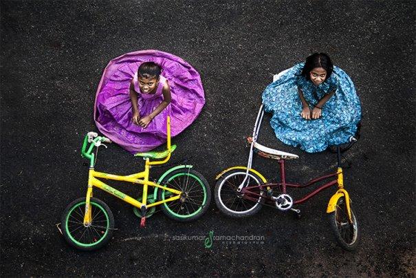 Талантливый индийский фотограф Сасикумар Рамачандран - №8