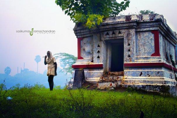 Талантливый индийский фотограф Сасикумар Рамачандран - №14