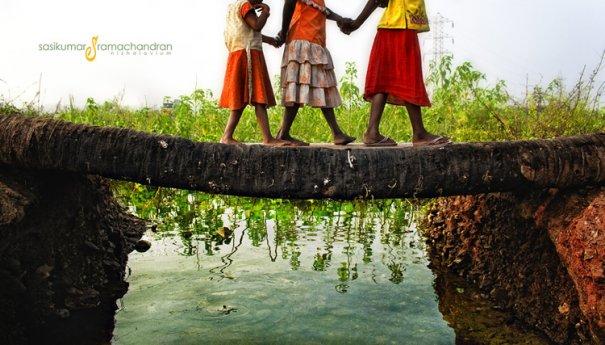Талантливый индийский фотограф Сасикумар Рамачандран - №16