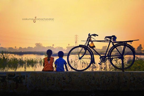 Талантливый индийский фотограф Сасикумар Рамачандран - №17