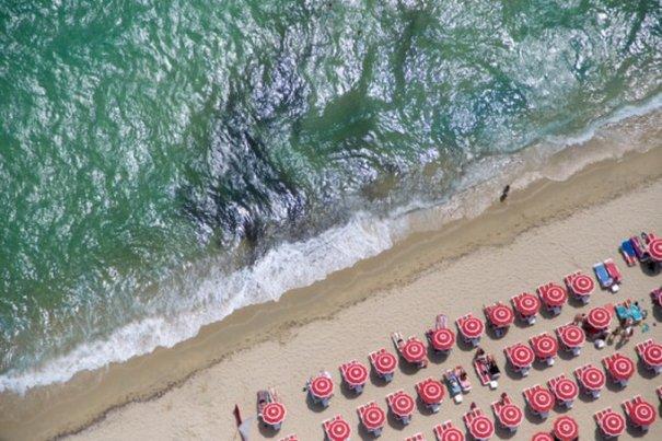 Пляжи Gray Malin/Грэй Мэлин - №1