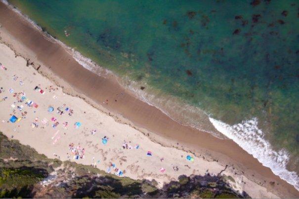 Пляжи Gray Malin/Грэй Мэлин - №2