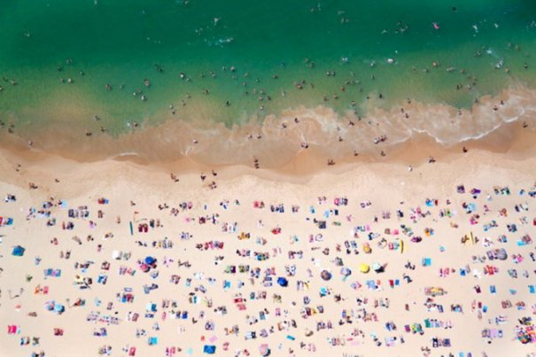 Пляжи Gray Malin/Грэй Мэлин - №4