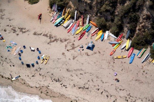 Пляжи Gray Malin/Грэй Мэлин - №6