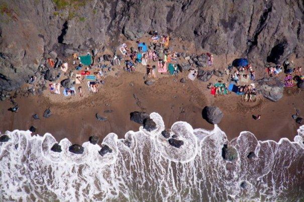 Пляжи Gray Malin/Грэй Мэлин - №9