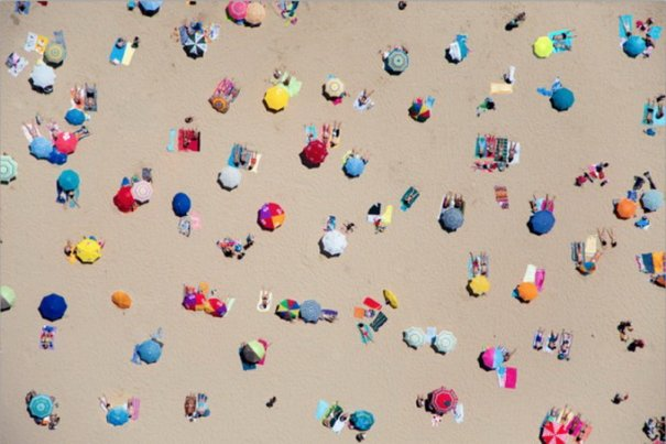 Пляжи Gray Malin/Грэй Мэлин - №10