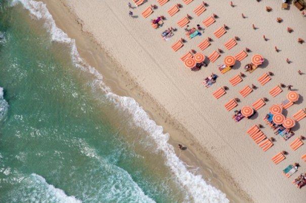 Пляжи Gray Malin/Грэй Мэлин - №12