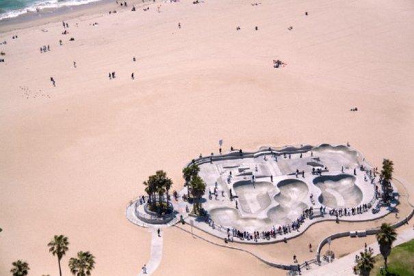 Пляжи Gray Malin/Грэй Мэлин - №14