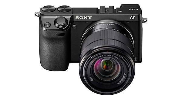 1. Sony NEX-7