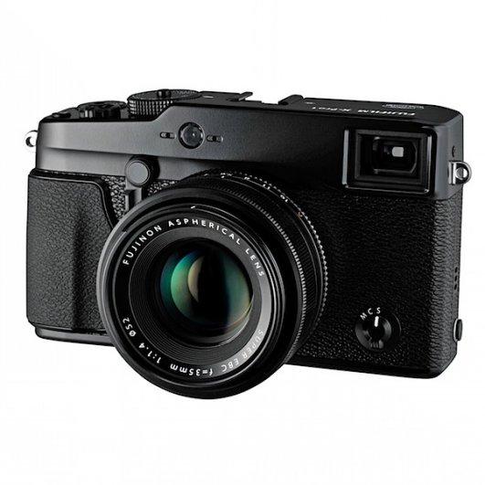 2. Fujifilm X-Pro-1