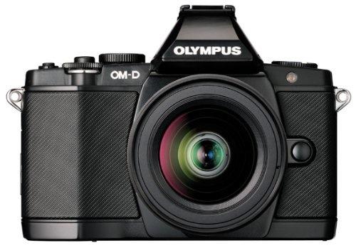 3. Olympus OM-D E-M5