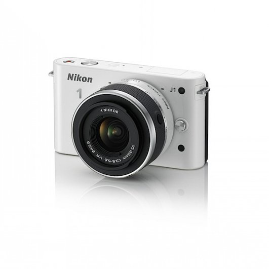 6.  Nikon 1 J1