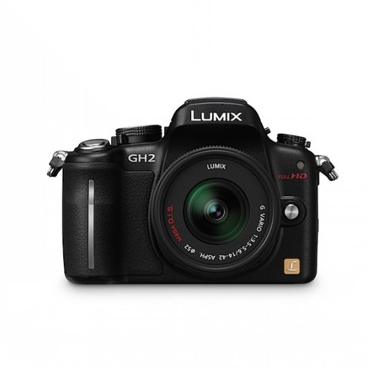 9. Panasonic Lumix DMC-GH2