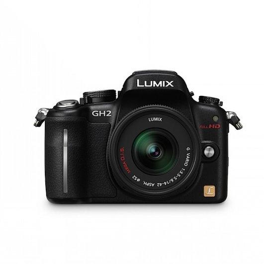 9. Panasonic Lumix DMC-GH2