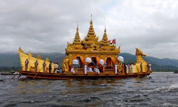 Soe Zeya Tun/Reuters