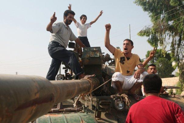 Iskandar Kat/AFP/GettyImages