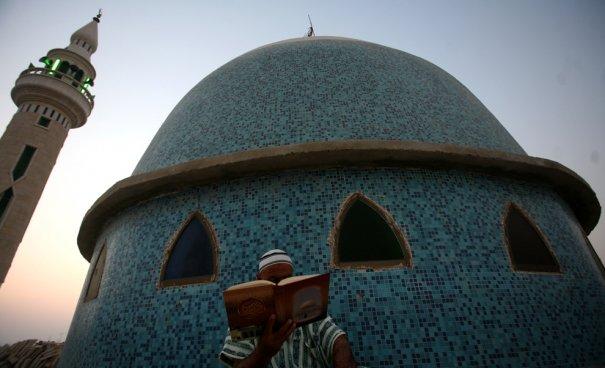 Saif Dahlah/AFP/Getty Images