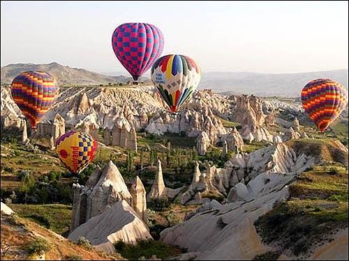 Невероятная Каппадокия. Фототур с 1 по 8 октября 2012 г. - №1