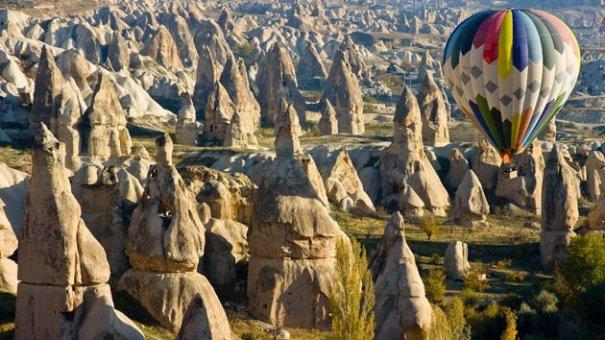 Невероятная Каппадокия. Фототур с 1 по 8 октября 2012 г. - №4