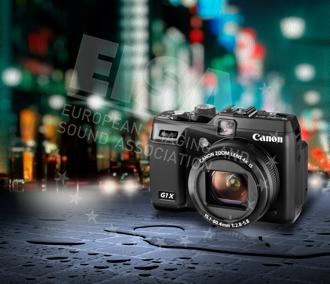 Лучшие компактные камеры по итогам EISA 2012-2013 - №1
