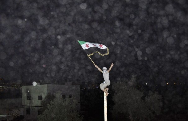Reuters/Shaam News Networ