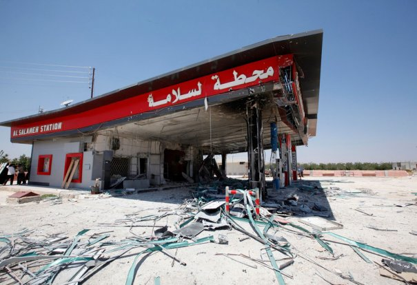 Reuters/Umit Bektas