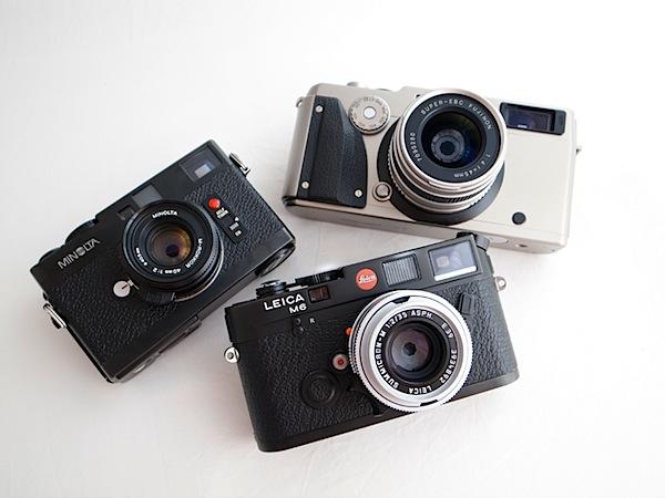 Дальномерные камеры - №4