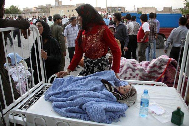 Kamel Rouhi/Fars News/AFP/GettyImages