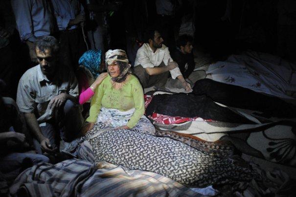 Mahsa Jamali/Mehr News/AFP/GettyImages