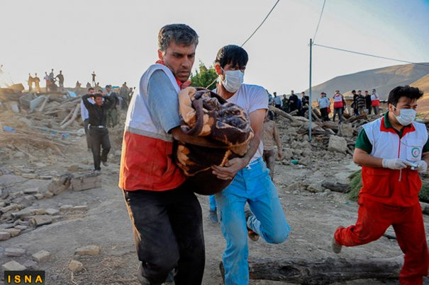 Roohollah Vahdati/ISNA/Reuters