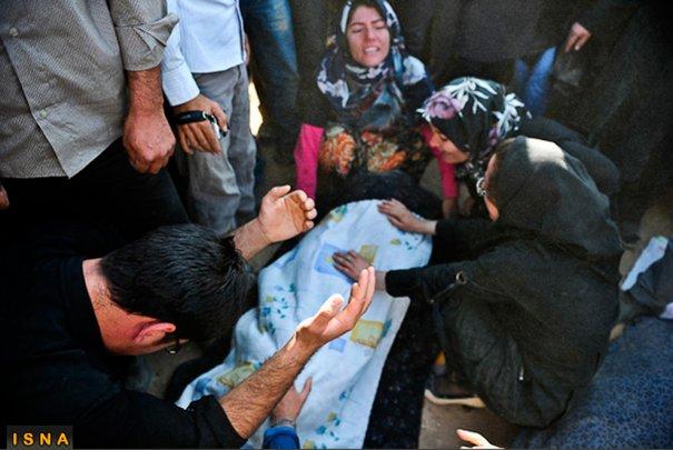 Arash Khamooshi/ISNA/Reuters