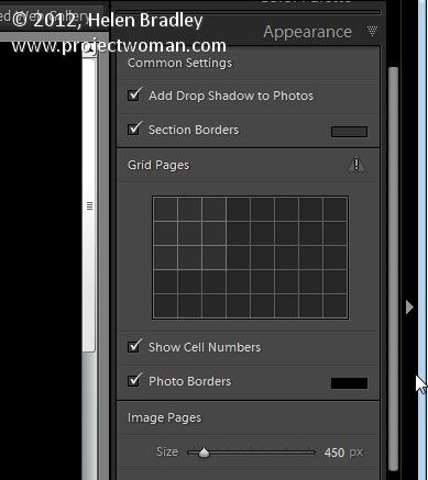 Как создать HTML фото галерею в Lightroom - №7